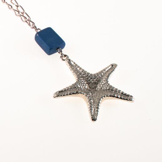 Кулон морская звезда BEACHLEY L40S