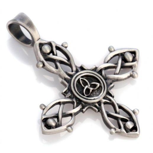 Подвеска кельтский крест BICO E59