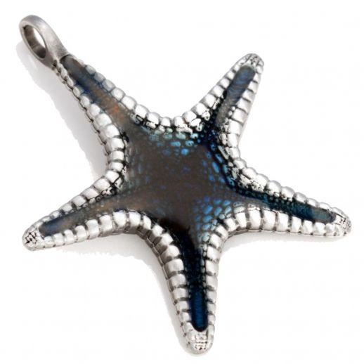 Подвеска морская звезда BICO B223BLU