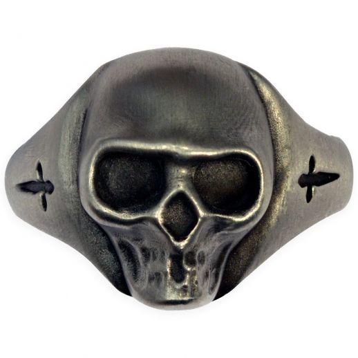 Кольцо с черепом ARR2