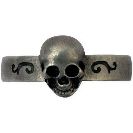 Кольцо с черепом маленьким ARR7
