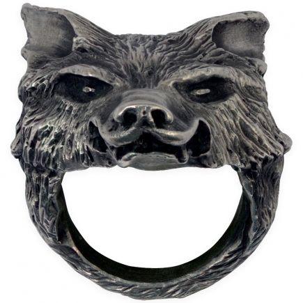 Перстень Волк ARR8