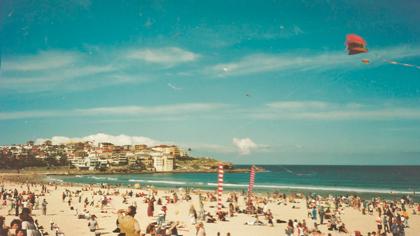 Пляж Бондай в Австралии
