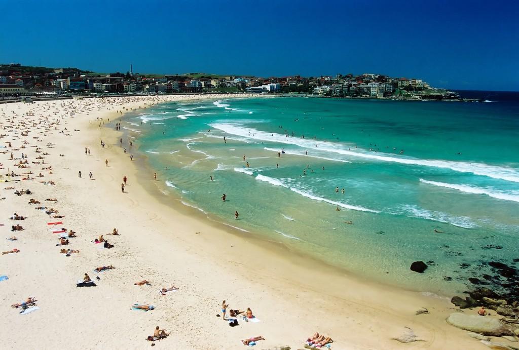 bondi beach, australia, пляж бондай, австралия, sydney, сидней