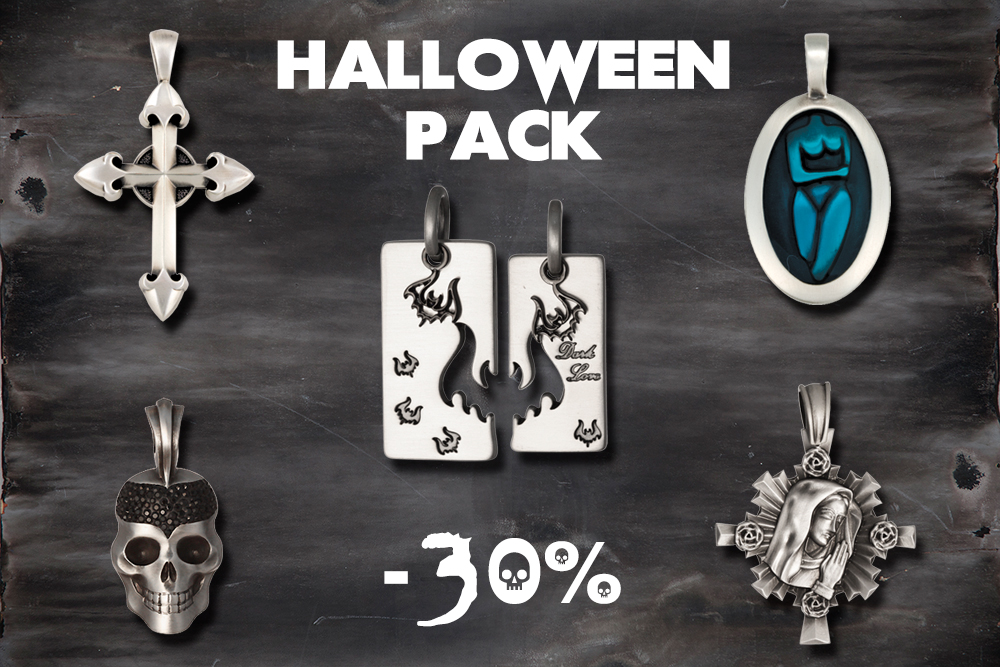 подвески bico, bico australia, halloween pack