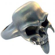 Кольцо с черепом ARR1